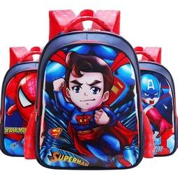 Balo cho bé, balo biệt đội siêu anh hùng, balo siêu nhân cho bé,balo chống gù cho bé phù hợp cho bé từ mầm non đến tiểu học
