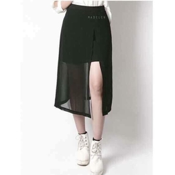 [SELL] Chân váy lưới xẻ l1 CO6670