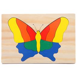 Tranh ghép hình con bướm Miladi DLG-009