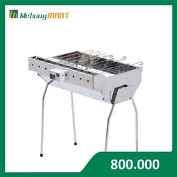 Bếp nướng  tự xoay - V4.Mekong.tech