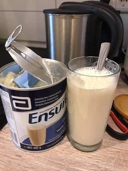 Sữa Ensure 400g - Hàng Đức