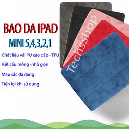 Bao da ipad mini 5/4/3/2/1 - Ốp lưng bao da máy tính bang 7 inch - Bao da ipad mini