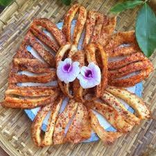 Khô cá điêu hồng- Đặc sản Nha Trang