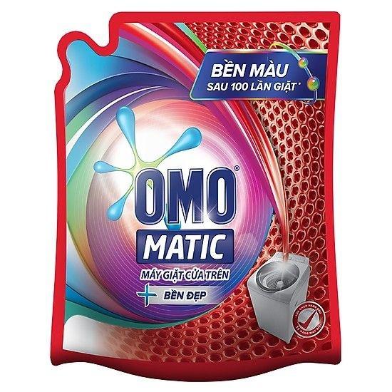 Combo 1 dầu ăn Meizan Gold 5L và 1 túi nước giặt Omo cửa trên 2.3kg
