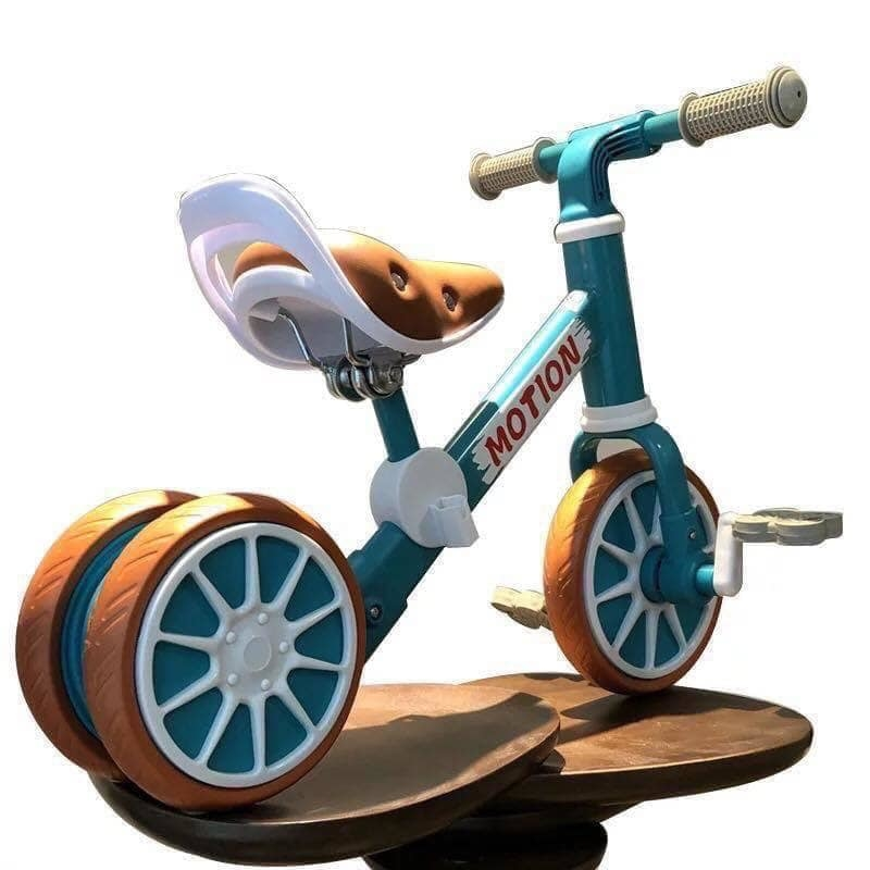 Xe chòi chân - kết hợp xe đạp Motion