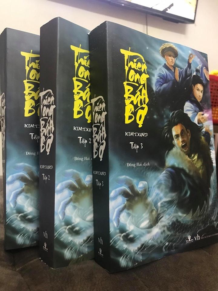 tiểu thuyết của Kim Dung