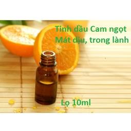 Tinh dầu xông phòng hương Cam Ngọt nguyên chất 10ml
