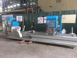 Máy cắt 2 đầu CNC ROUTER