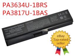 Pin Laptop Toshiba L510 PA3634 L315 PA3635 C640