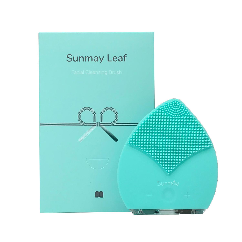 Máy rửa mặt Sunmay Luxury - Tiffany Blue