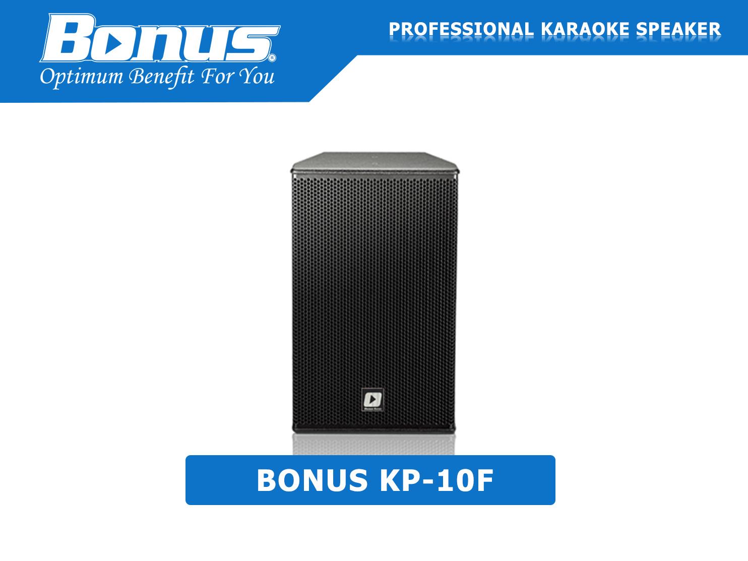 Loa karaoke Bonus Audio KP10F