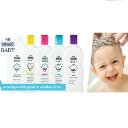 Dầu Gội Cho Bé Nuage Baby Shampoo 300ml Anh Quốc