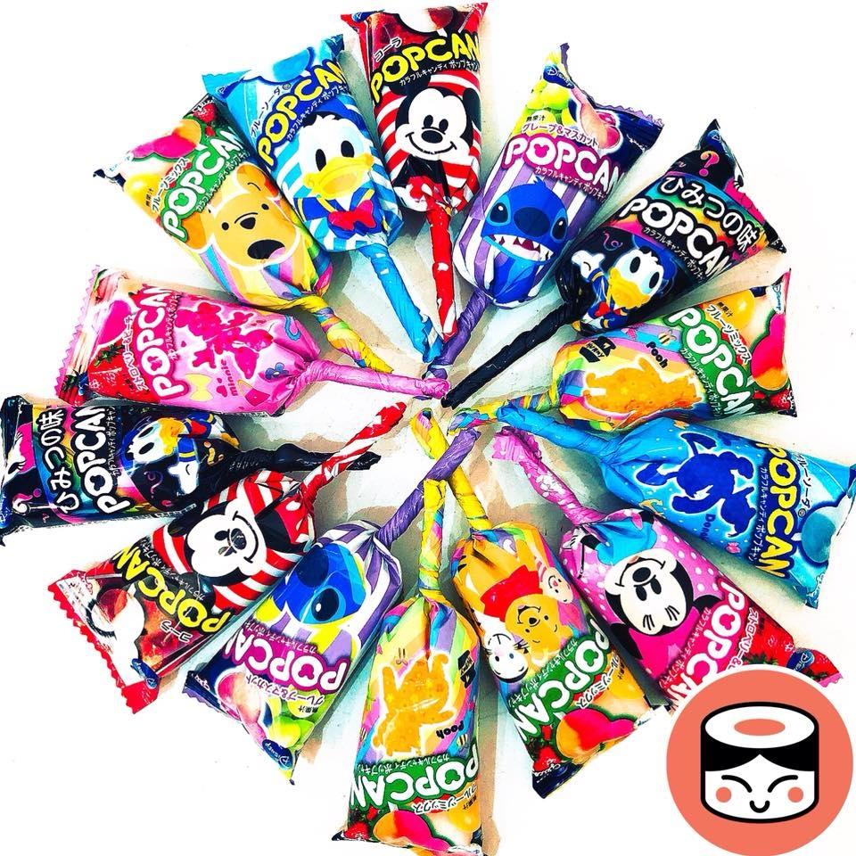 [hot] Kẹo mút que chuột Mickey_ Nhật Bản