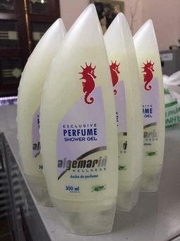 Sữa tắm cá ngựa ALGEMARIN