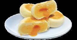 Bánh Pía kim sa đậu