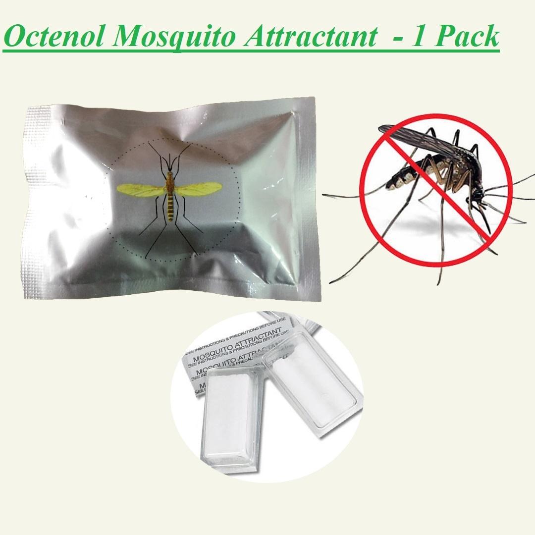 Gói dụ muỗi Pheromone - Sử dụng kết hợp với đèn bắt muỗi