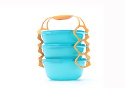 Bộ hộp BQTP Carry All Bowl Set Blue