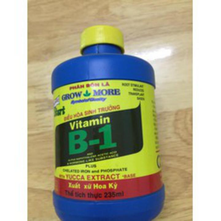 Phân Bón Lá Vitamin B1 mỹ growmore 235ml