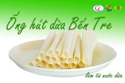 ỐNG HÚT LÀM TỪ NƯỚC DỪA (Coconut Straw)