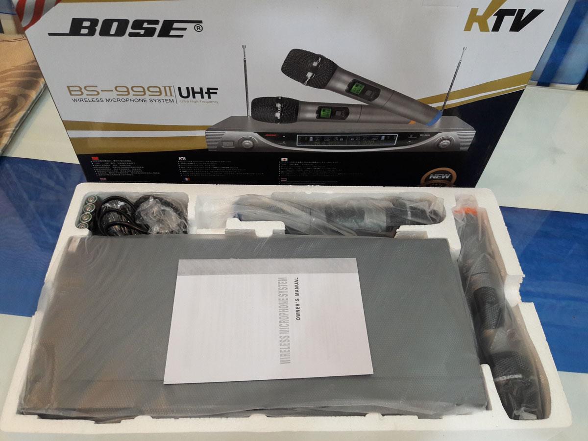 Micro không dây BS-999ii