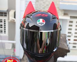Kính chắn gió mũ bảo hiểm Fullface AGU Và ROYAL - Kính Gương