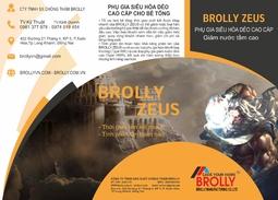 BROLLY ZEUS 18KG PHỤ GIA SIÊU HÓA DẺO CAO CẤP CHO BÊ TÔNG