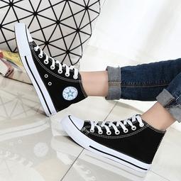 Giày converse cổ cao nam nữ, Giày converse, giày thể thao nam, giày thể thao nữ, giày thể thao trẻ trung năng động (SP01)