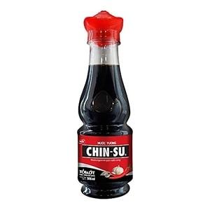 Combo 3 chai Nước tương chinsu tỏi ớt loại 250ml