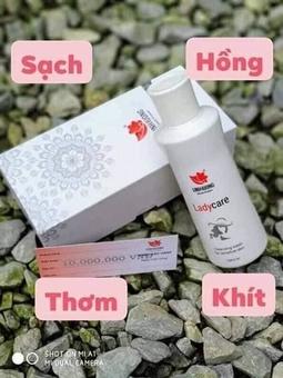 Dung dịch vệ sinh phụ nữ LADY CARE Linh Hương