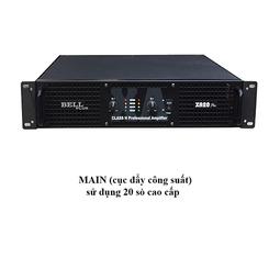 Main công suất XA - 20 chuyên dùng cho karaoke và nghe nhạc