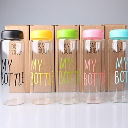Bình đựng nước thủy tinh My Bottle 420ml