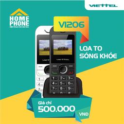 Điện thoại Homephone V1206