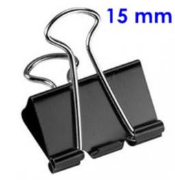 Kẹp vẽ 15mm đen ( hộp 12 cái )