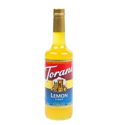 Syrup Torani Lemon (Chanh) 750ml - Nguyên liệu pha chế - Cloud Mart