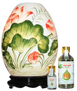 Đèn xông tinh dầu (kiểu trứng)