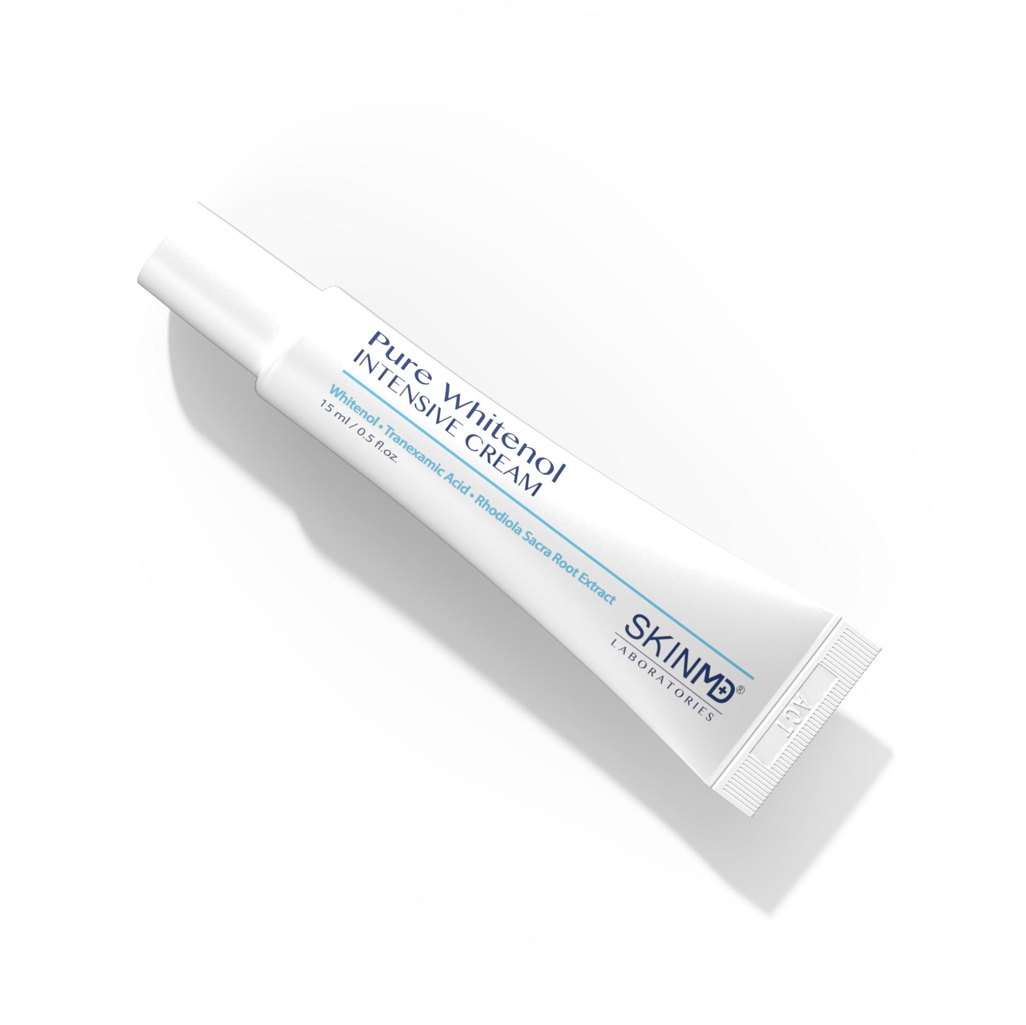 Kem trị nám và tái tạo da SkinMD Pure Whitenol Cream