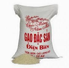 Gạo Tám Điện Biên Tây Bắc