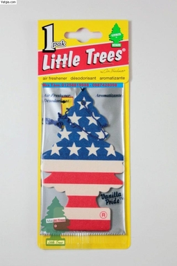 Lá thơm Little Trees