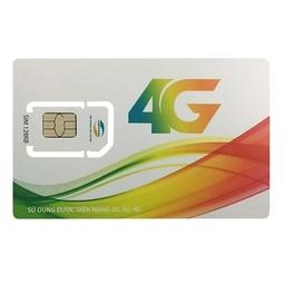 Sim 4G Viettel D120 khuyến mại 12GB/tháng - Hàng Chính Hãng