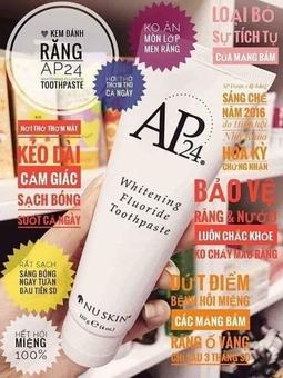 Kem đánh răng AP24- hàng nhập khẩu của Mỹ