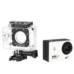 Máy Quay Thể Thao Camera Hành Động Camera Hành Trình F60R 4K Ultra Hd Ngoài Trời Chống Nước Điều Khiển Từ Xa Màu Bạc