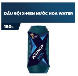 Dầu Gội Nước hoa X-Men Water 180g - Date mới nhất
