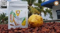 Bột cacao nguyên chất (đóng Túi zip)