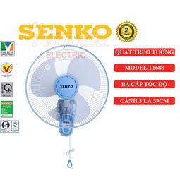Quạt treo tường Senko T1688 T1623