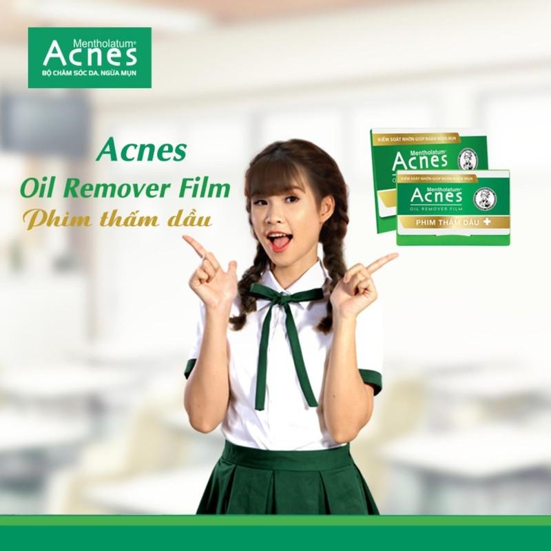 Combo 2 Miếng Phim thấm dầu Acnes Oil Remover Film 50 tờ - P163975 | Sàn  thương mại điện tử của khách hàng Viettelpost