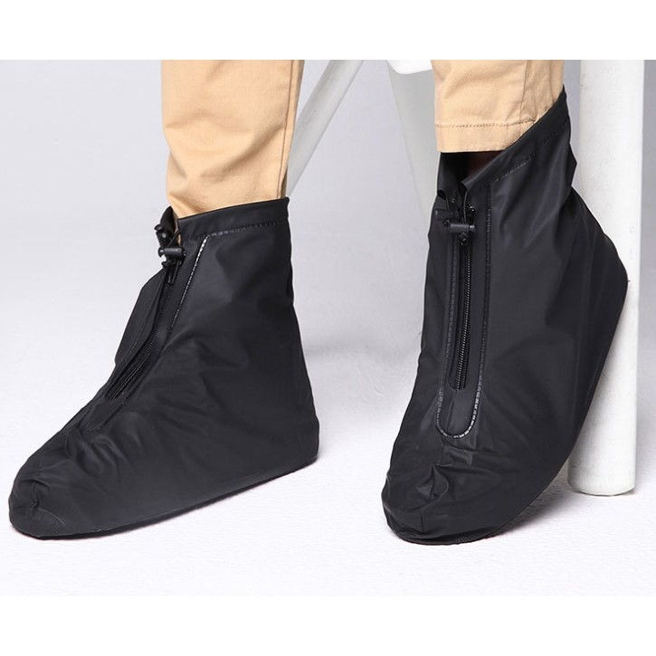 Bọc giày đi mưa cổ thấp theo size giầy ( size 35-37)