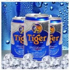 Thùng bia Tiger 24 lon x 330ml - GVPTP