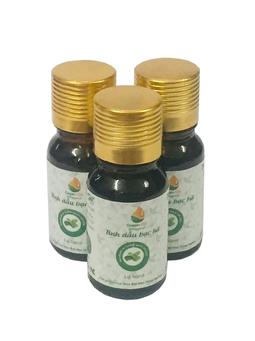 Combo 3 lọ tinh dầu bạc hà GreenOil