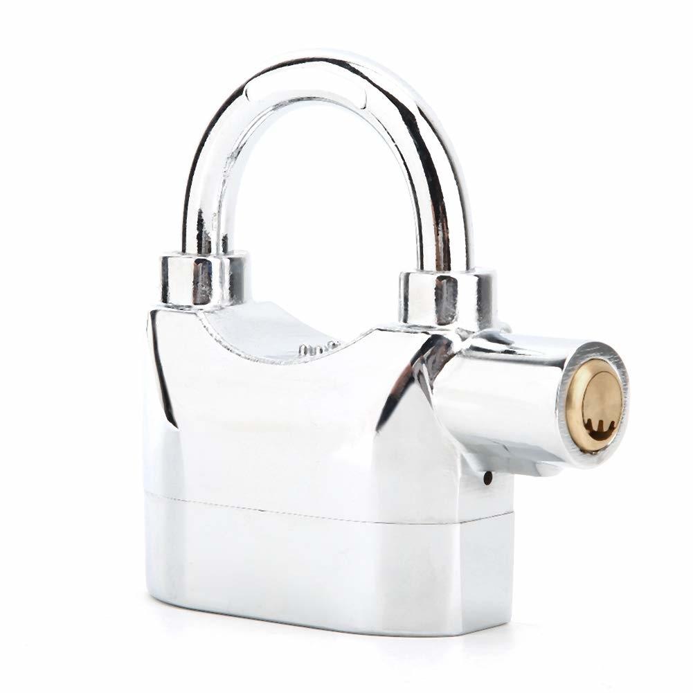 Ổ Khóa Chống Trộm Kinbar Alarm Lock Có Còi Báo Động 110 dB Kèm Pin