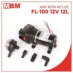 Bơm nước mini áp lực FL-100 12V 12L
